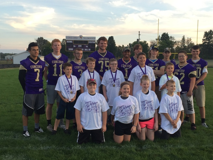 16th Annual Donny Brigham Punt, Pass, & Kick!